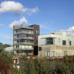 foto van woongebouw Atelier4 in Amsterdam