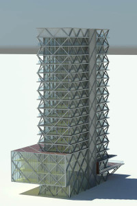 afbeelding van studie naar hoogbouw